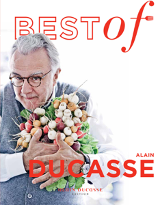 Best of Alain Ducasse Libro Cover