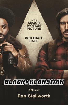 Ron Stallworth - Black Klansman book