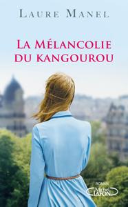 La mélancolie du kangourou La couverture du livre martien
