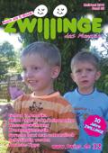 Zwillinge - das Magazin Mai/Juni 2018
