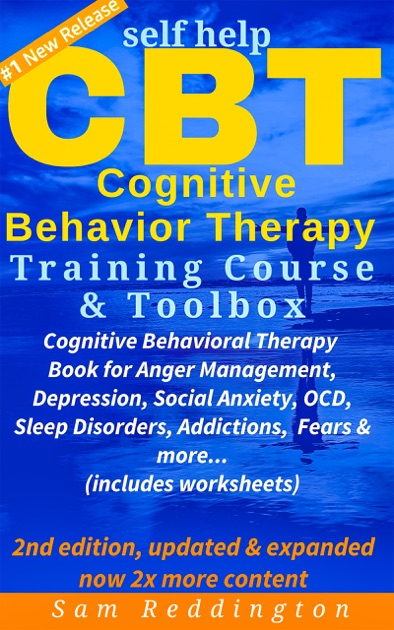 Self Help CBT Cognitive Behavior Therapy Training Course & Toolbox by Sam  Reddington on Apple Books