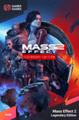 Mass Effect 2 Legendary Edition - Strategy Guide Book Cover
