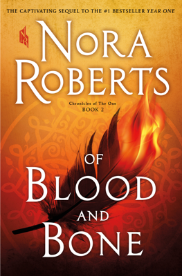 Of Blood and Bone - Nora Roberts book