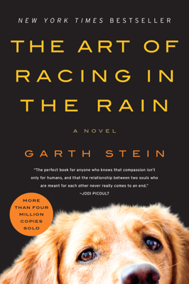 Garth Stein - The Art of Racing In the Rain book