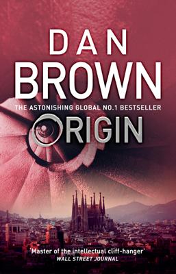 Dan Brown - Origin book