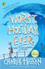 Charlie Higson - Worst. Holiday. Ever artwork