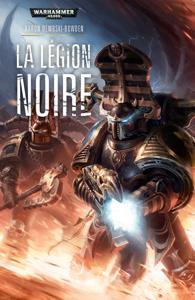 La Légion Noire La couverture du livre martien