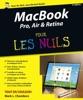 MacBook Pro, Air & Retina Pour Les Nuls, 4e édition