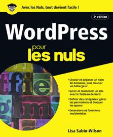 WordPress pour les Nuls, 3e édition
