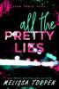 Melissa Toppen - All the Pretty Lies artwork