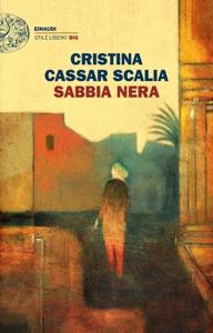 Sabbia nera di Cristina Cassar Scalia Copertina del libro