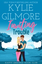 Inviting Trouble (A Best Friend's Little Sister Romantic Comedy)