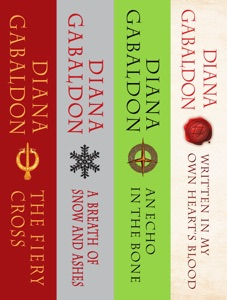 The Outlander Series Bundle: Books 5, 6, 7, and 8 Book Cover