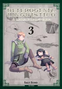 Heterogenia Linguistico, Vol. 3 Book Cover