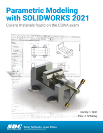 Parametric Modeling with SOLIDWORKS 2021