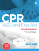 Dr. Karl Disque - CPR, AED & First Aid Provider Handbook artwork