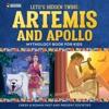 Letos Hidden Twins Artemis And Apollo - Mythology Books For Kids  Childrens Greek  Roman Books