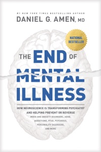 The End of Mental Illness Book Cover