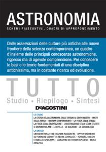 TUTTO - Astronomia Libro Cover