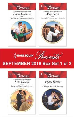 Lynne Graham, Kate Hewitt, Abby Green & Pippa Roscoe - Harlequin Presents September 2018 - Box Set 1 of 2
