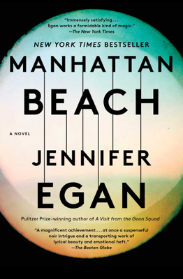 Manhattan Beach - Jennifer Egan book