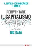 Reinventare il capitalismo nell'era dei big data