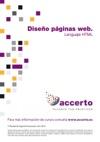 Diseo Pginas Web El Lenguaje HTML