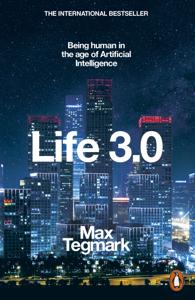 Life 3.0 Copertina del libro