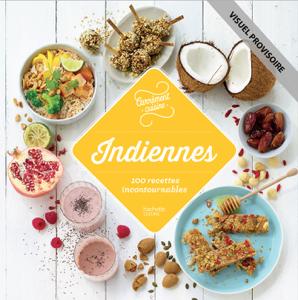 100 recettes indiennes La couverture du livre martien