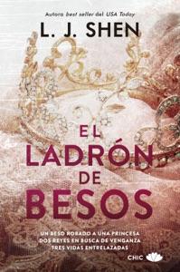 El ladrón de besos Book Cover