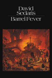 Barrel Fever book