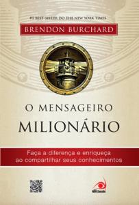 O mensageiro milionário Copertina del libro
