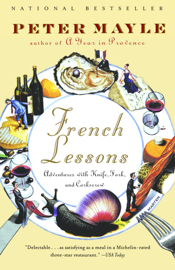 French Lessons book