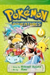 Pokmon Adventures Red And Blue Vol 3