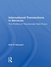 International Transactions In Services