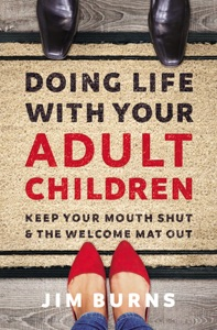 Doing Life with Your Adult Children Book Cover