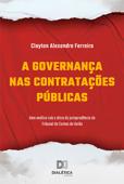 A Governança nas Contratações Públicas Book Cover