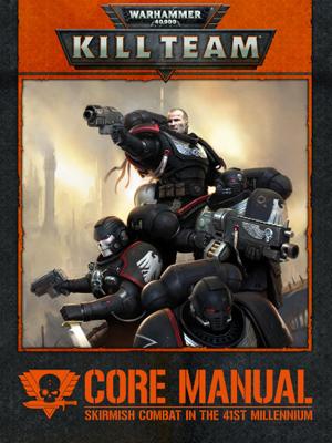 Warhammer 40000: Kill Team Enhanced Edition - Games Workshop book