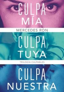 Trilogía Culpables (pack con: Culpa mía  Culpa tuya  Culpa nuestra) Book Cover