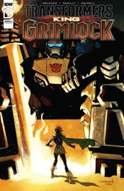 Transformers: King Grimlock #1