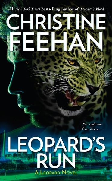 Leopard's Run - Christine Feehan book cover