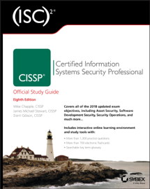 (ISC)2 CISSP Certified Information Systems Security Professional Official Study Guide book