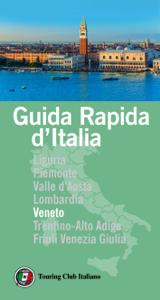 Veneto Guida Rapida d'Italia Book Cover