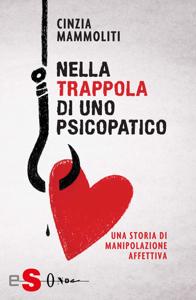 Nella trappola di uno psicopatico Copertina del libro