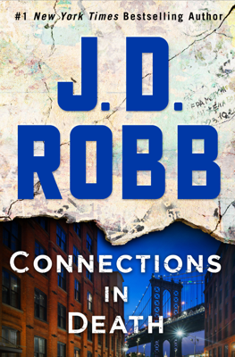J. D. Robb - Connections in Death book