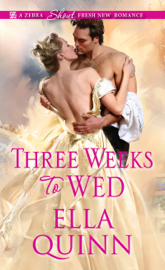 Three Weeks To Wed book
