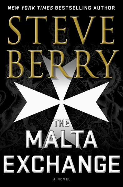 The Malta Exchange - Steve Berry book cover