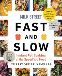 Milk Street Fast and Slow Book Cover