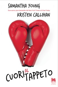 Cuori al tappeto di Kristen Callihan & Samantha Young Copertina del libro
