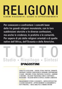 TUTTO - Religioni Libro Cover
